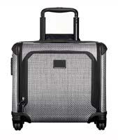 Tumi Tegra-Lite T-Graphite Max 4 Wheeled Briefcase Carry-On