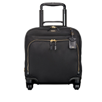 Tumi Voyageur Black Oslo 4 Wheeled Compact Carry-On