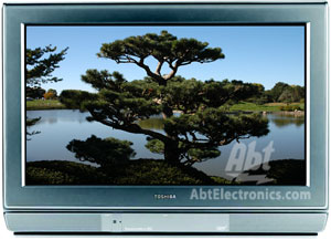 Toshiba 30  Theaterwide HD Monitor FST PURE Flat TV