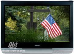 Toshiba Cinema Series HD Monitor Television - 34HFX85