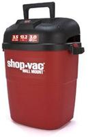 Shop-Vac 3.5 Gallon Wall Mount Vacuum