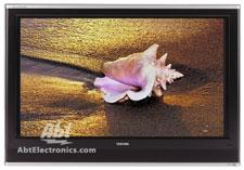 Toshiba 50  Integrated HDTV Plasma Television