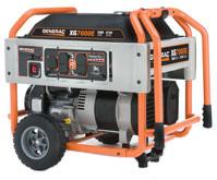 Generac XG 7000 Watt Electric Portable Generator