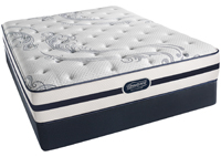 Simmons Beautyrest Recharge Plush Twin Mattress Set