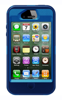 OtterBox Defender Series Night Blue & Ocean Blue iPhone 4/4S Case - 7718583