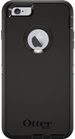 Otterbox Black Defender Series Case For Apple iPhone 6/6s Plus