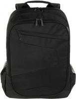 """Tucano Black Lato Backpack For 15.6"""" & 17"""" Notebooks"""
