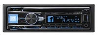 Alpine Single DIN Bluetooth Car Stereo Receiver