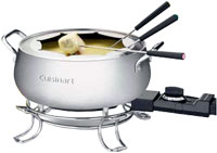 Cuisinart 3-Quart Electric Fondue Pot