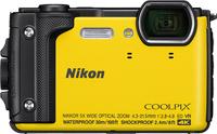 Nikon Coolpix W300 Yellow 16.0 Megapixel Waterproof Digital Camera