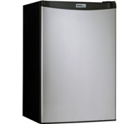 Danby 4.4 Cu. Ft. Stainless Steel Compact Refrigerator