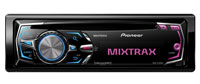Pioneer Single-DIN Car Stereo Receiver - DEH-X7500S