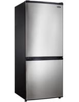 Danby 9.2 Cu. Ft. Stainless Steel Bottom Freezer Refrigerator