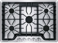 Frigidaire Gallery 30 Quot Smudge Proof Stainless Gas Cooktop