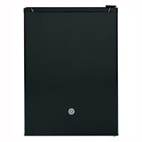 GE Black Spacemaker Compact Refrigerator