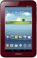 Samsung 8GB Galaxy Tab 2 Garnet Red Wi-Fi Tablet - GT-P3113GRSXAR