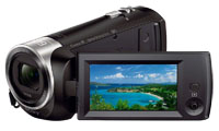 Sony Black Full HD 60p Camcorder