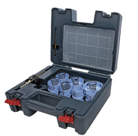 Bosch Tools 23 Piece Sheet Metal Hole Saw Set