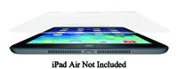 Zagg InvisibleShield iPad Air Glass Screen Protector