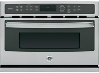 "GE 27"" Profile Series Advantium Stainless Steel Wall Oven"