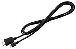 Kenwood HDMI To Micro USB Cable