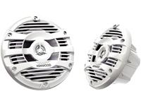 """Kenwood 6.5"""" 2-Way Marine Speakers"""