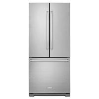 Kitchenaid Stainless French Refrigerator Krff300ess