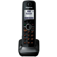 Panasonic Dect 6.0 Plus Grey Accessory Handset - KXTGA660M