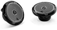 """JL Audio M Series 7.7"""" Coaxial Black Marine Speakers"""