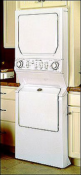 Maytag Neptune Super Stack Washer Electric Dryer