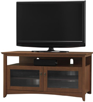 Bush Furniture BV Cherry Television Stand