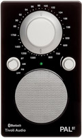 Tivoli Audio PAL BT Black Bluetooth Portable Radio