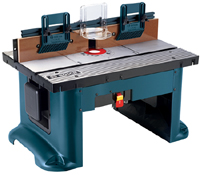 Bosch Tools Benchtop Router Table