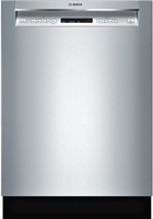 Bosch 24 300 Series Stainless Dishwasher SHEM63W55N