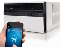 Friedrich 36000 BTU Wireless Control White Window Air Conditioner
