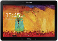 Samsung 32 GB Black Galaxy Note Tablet