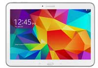Samsung White Galaxy Tab 4 10.1