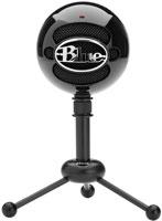 Blue Microphones Snowball Black USB Microphone