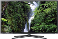 Samsung 60  Black LED 1080P 120HZ Smart HDTV - UN60ES6100