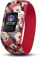 Garmin Vivofit Jr. 2 Disney Minnie Mouse Kids Activity Tracker