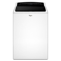 Whirlpool 5.3 Cu. Ft. White Cabrio High-Efficiency Top Loading Washer -  WTW8000DW