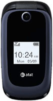 AT&T Blue GoPhone Prepaid Cellular Phone - Z221