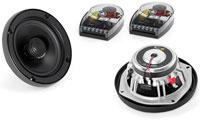 JL Audio Evolution C5 Black Coaxial Speakers