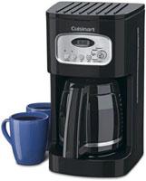 Cuisinart 12-Cup Black Coffeemaker