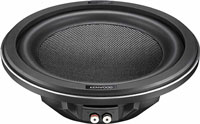 Kenwood Excelon 12  Shallow Mobile Subwoofer - KFC-XW1200F