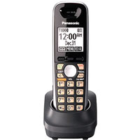 Panasonic Black Digital Cordless Phone System Additional Handset - KX-TGA651B
