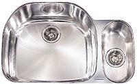 Franke Prestige Plus Stainless Steel Undercounter Sink