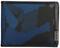 Tumi Alpha Blue Camo Ballistic ID Lock Double Billfold