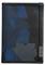 Tumi Alpha Blue Camo Ballistic ID Lock Multi Window Card Case