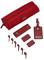 Tumi Crimson Accents Kit